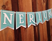 Nerium party Banner