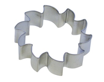 Sun Cookie Cutter 3""