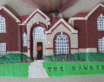 The Hawkins. Between good friends