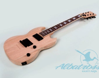 albatross guitar kit instructions