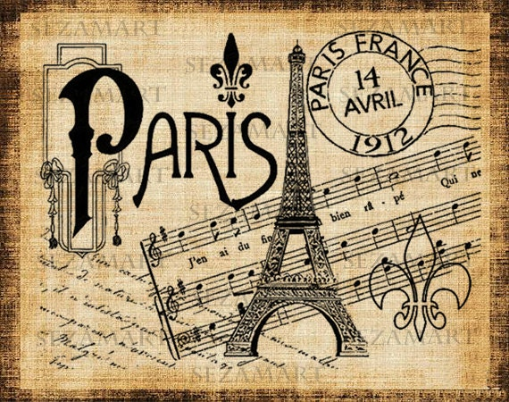 Articles similaires paris 2 feuille de collage - Magasin de scrapbooking paris ...