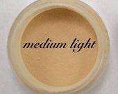 medium light foundation