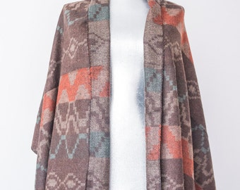 Men Scarf Man Scarf Winter Scarf Men Accessory For Him  Thick Scarf Tribal Scarf scarf ,fashion accessory ,women scarf