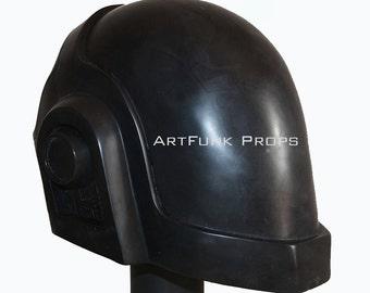 DP Guy Helmet Raw Cast Kit FIBERGLASS