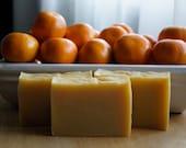 Soap á l'orange: Orange Scented Handmade Soap