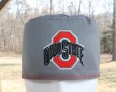 Mens scrub hat/ Ohio state