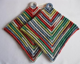 Potholder kitchen (1 pair)
