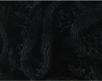 Katia Ondas Ruffle Scarf Yarn Color 79 Black. Great Buy!!  Regular price is 12.00.