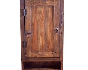 Reclaimed Bathroom Cabinet (8914)
