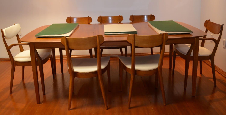 Kipp stewart for drexel heritage mid century modern dining - Mid century modern dining rooms ...