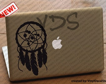 MAC MACBOOK Laptop Vinyl Decal Sticker DreamCatcher