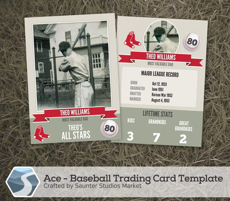 ace baseball trading card 2 5 x 3 5 photoshop by. Black Bedroom Furniture Sets. Home Design Ideas