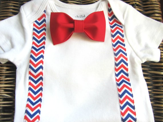 Jun 11,  · Looking for cute outfits for your baby boy for the 4th of July?As we like to say, little girls may get bows, but our little boys get bow ties! And boy, are they cute! There are more combinations of red, white, and blue ties and suspenders than you might salestopp1se.gqs: 8.
