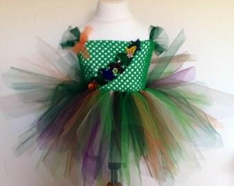 Woodland Fairy  Tutu Dress