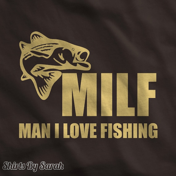 Unavailable listing on etsy for Man i love fishing