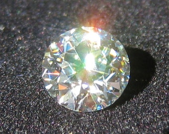 Old European Cut (OEC) Moissanite