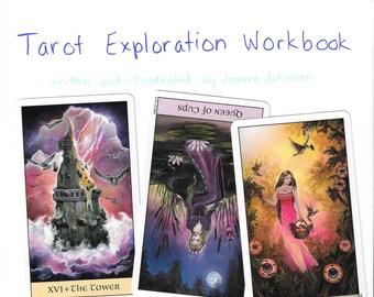 Tarot Exploration Workbook
