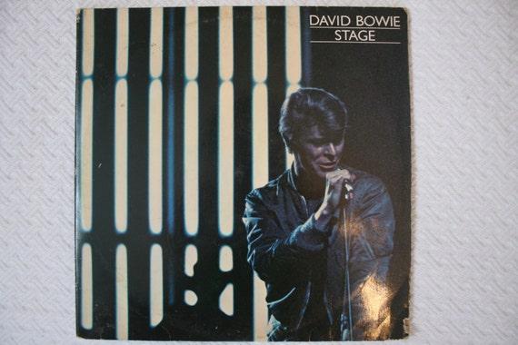 David Bowie Vinyl Record Album 1970s Rock Lp