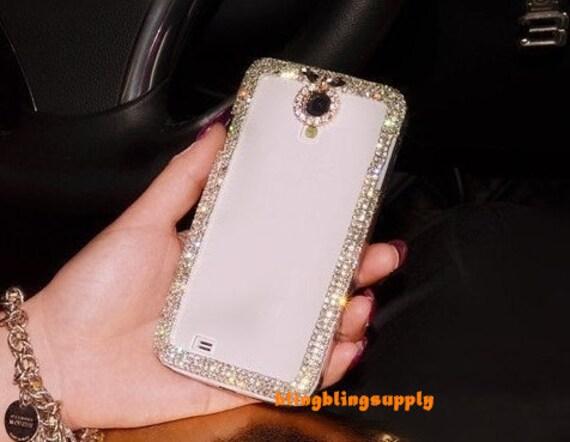 Samsung galaxy s3 mini bling bling case, rhinestone cas