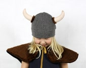 The Viking - Handmade Children's Costume