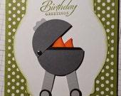 3 Birthday Cards -Various