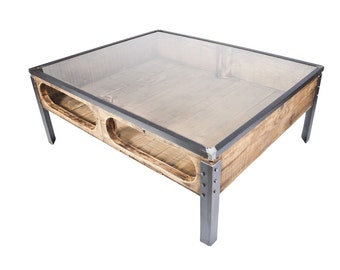 Large reclaimed coffee table on sale 899!