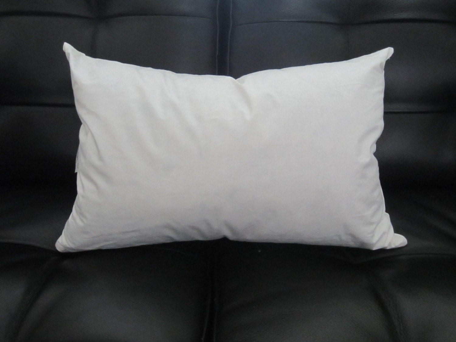 Throw Pillow Insert,Edow set of 2 Hypoallergenic Down Alternative Polyester Square Form Decorative Pillow, Cushion,Sham Stuffer,18 x 18 inches. by edow. $ $ 12 99 Prime. Only 1 left in stock - order soon. FREE Shipping on eligible orders. 4 out of 5 stars 8. See Size Options.