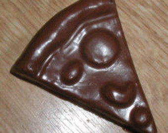Bite Sized Pizza Slice Chocolate Mold