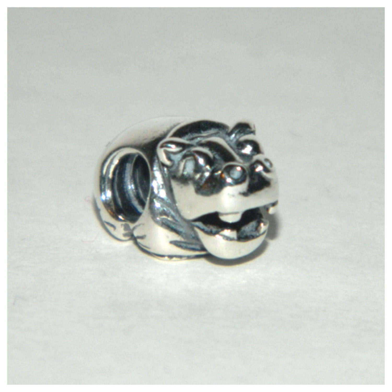 authentic pandora hippo bead charm s925 ale by jcnormsjewelry