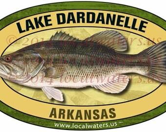 Popular items for dardanelles on etsy for Lake dardanelle fishing
