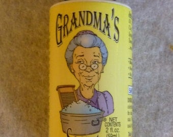 Grandma's Secret Spot Remover, Removes Many Stains, Great for Traveling,Safe for Most Fabrics
