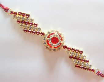 rakhi band design