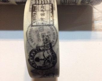 Washi tape Vintage Stamp Washi Tape