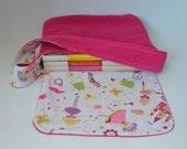 Toddler Messenger Bag 'Once upon a time'