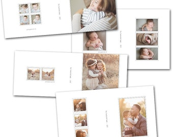 Gallery Image Box Set - Professional PSD Templates by Photographer Cafe
