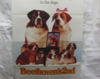 Beethoven's 2nd 1994 Movie Poster mp081