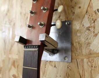 Hook//guitar//iron//industrial//handmade//design