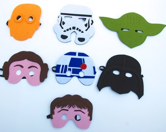 Inspired Star Wars Masks gift ideas