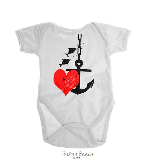 Items similar to Anchor Baby Clothes Anchor Baby Boy