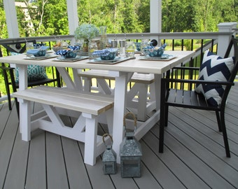Provence Indoor / Outdoor Dining Table