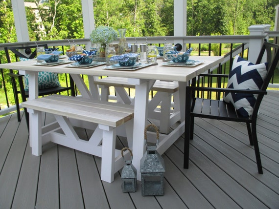 Provence Indoor Outdoor Dining Table