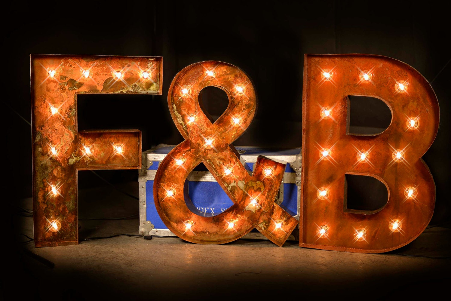 lighted letter signs 4 3 letter package marquee letters marquee light 23445 | il fullxfull.624330486 d848