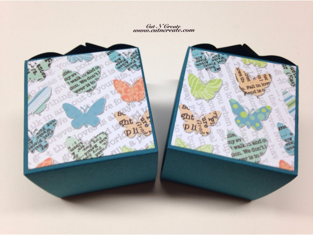 butterfly favor box butterfly baby shower favor butterfly