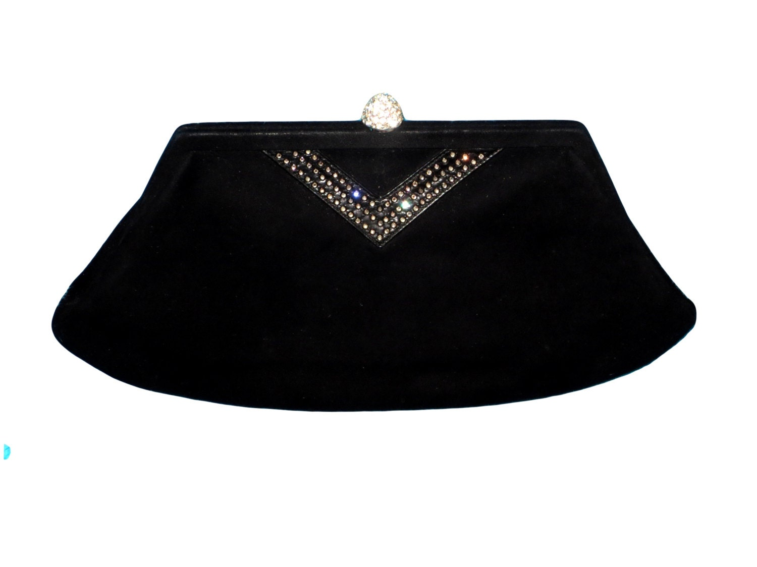 Shop black suede clutch bags from Alexander McQueen, Bottega Veneta, Jimmy Choo and from Barneys New York, NET-A-PORTER, Saks Fifth Avenue and many more. Find thousands of new high fashion items in one place.