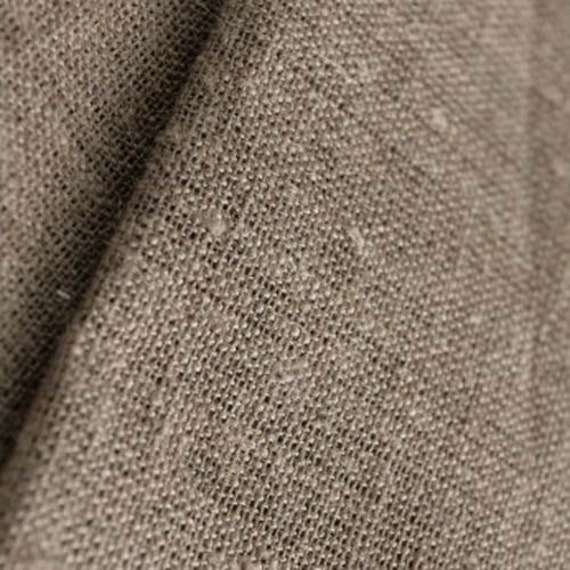 100% Linen flax Fabric artist canvas unstretched Natural