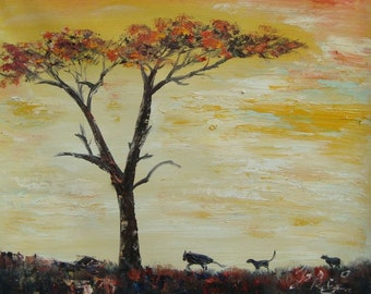 Yellow Sunset-PEN KING-784
