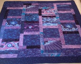 Starry Night Art Quilt