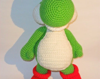 Free Yoshi Egg Crochet Pattern : Popular items for yoshi on Etsy