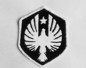 Pacific Rim Ranger Bomber Patch