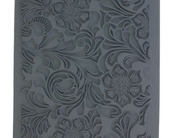 Texture Stamp - Tooled Leather By Lisa Pavelka  (PN4709)